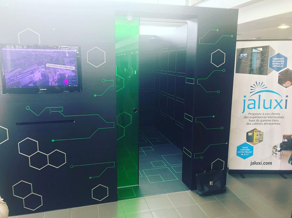 Time Prod Jaluxi vidéo 360 a Numérica