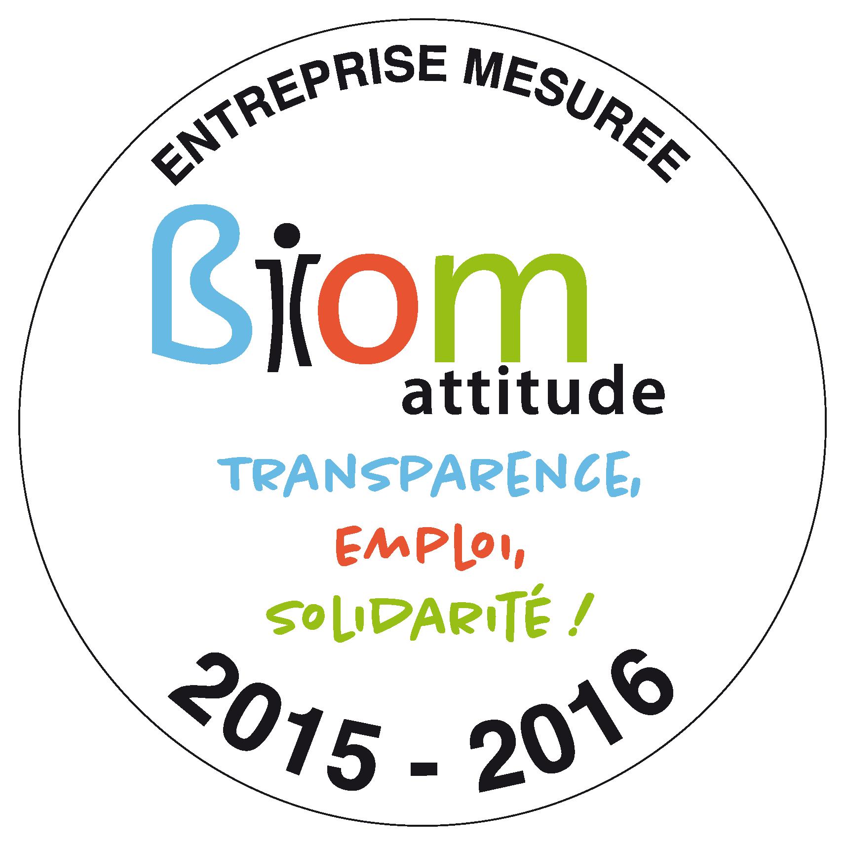 Logo Biom