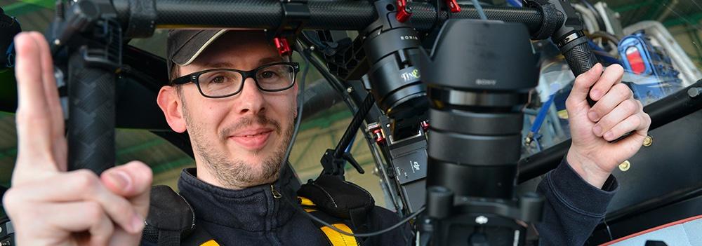 Stéphane KURDYBAN - réalisateur Time Prod