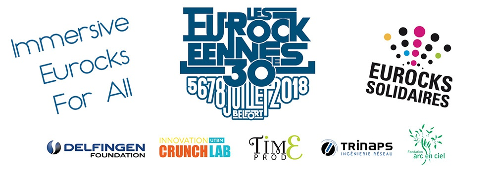 Vidéo 360 - Immersive Eurocks for All
