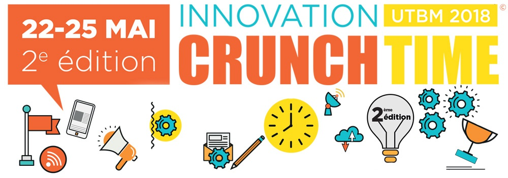 Partenaire Innovation Crunch Time