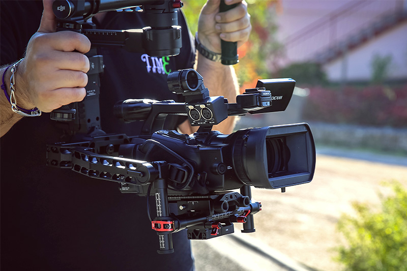 Photo stabilisateur DJI Ronin
